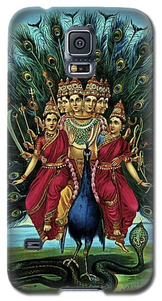Lord Murugan Galaxy S5 Case