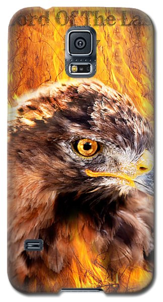 Galaxy S5 Case featuring the photograph Lord Of The Last Day by Yngve Alexandersson