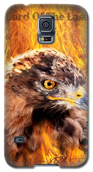 Lord Of The Last Day Galaxy S5 Case