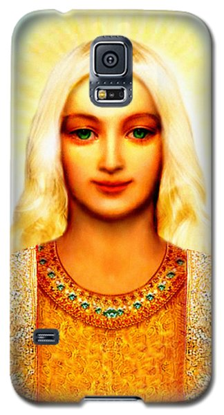 Lord Sananda Galaxy S5 Case by Ananda Vdovic