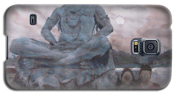 Lord Shiva Galaxy S5 Case by Vikram Singh