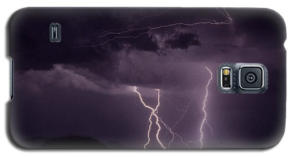 Galaxy S5 Case featuring the photograph Lordsburg New Mexico by J L Woody Wooden