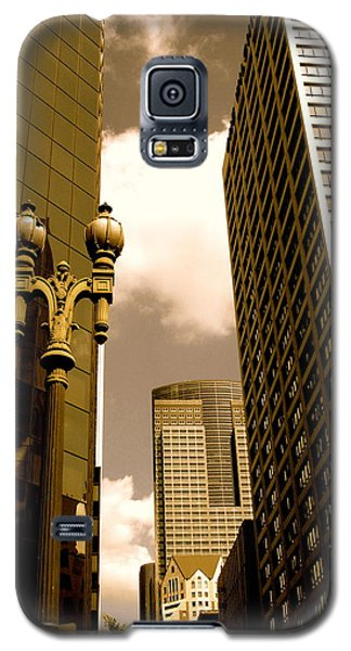 Los Angeles Downtown Galaxy S5 Case