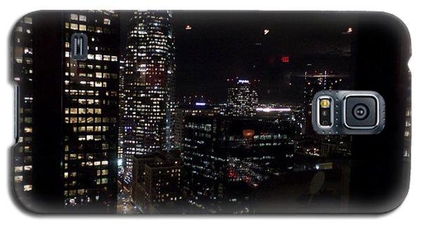 Los Angeles Nightscape Galaxy S5 Case