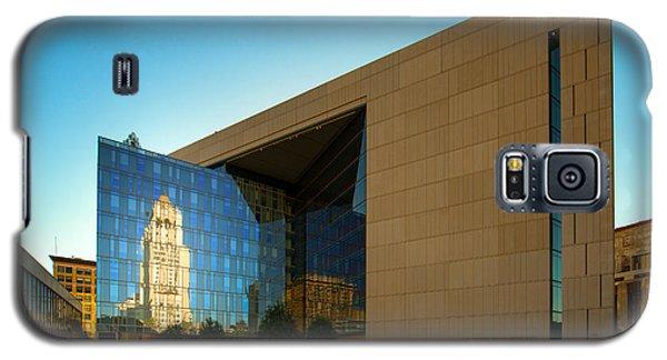Los Angeles Police Dept Headquarters Galaxy S5 Case