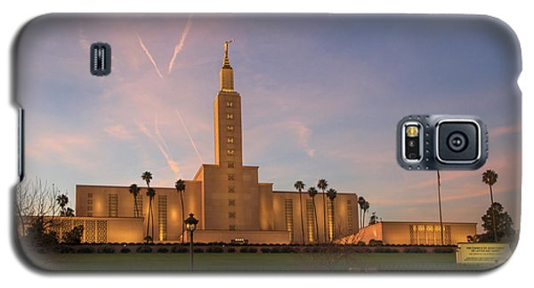 Los Angeles Temple Galaxy S5 Case