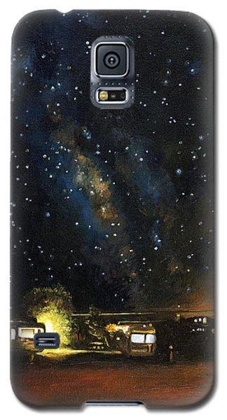 Los Rancheros Rv Park Galaxy S5 Case