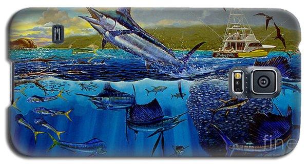 Swordfish Galaxy S5 Case - Los Suenos by Carey Chen