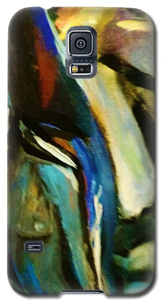 Galaxy S5 Case featuring the painting Loss by Dawn Fisher