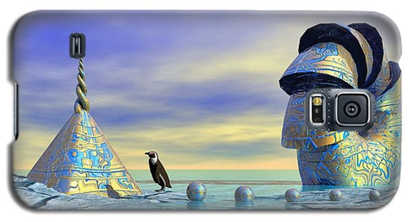Lost And Found - Surrealism Galaxy S5 Case