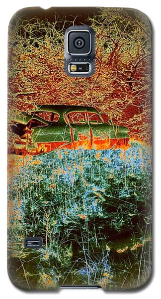 Lost Car Galaxy S5 Case by Karen Newell