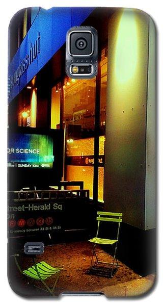 Lost Conversation Galaxy S5 Case by James Aiken
