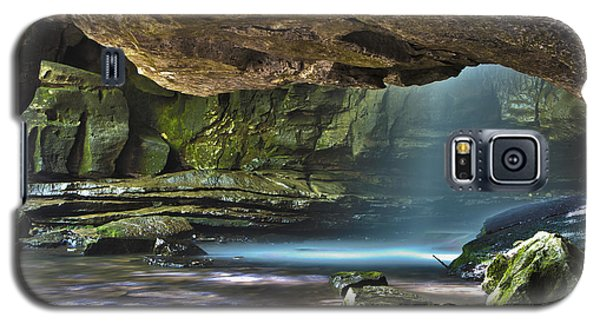 Lost Creek Falls Galaxy S5 Case