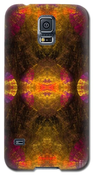 Galaxy S5 Case featuring the digital art Lost In Colors by Hanza Turgul