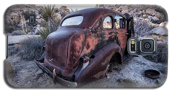 Lost In The Desert Galaxy S5 Case