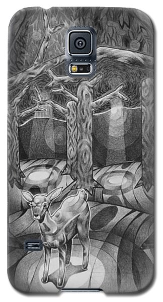 Lost In The Woods Galaxy S5 Case