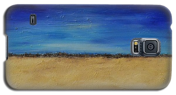 Lost In Thought Galaxy S5 Case by Lori Jacobus-Crawford