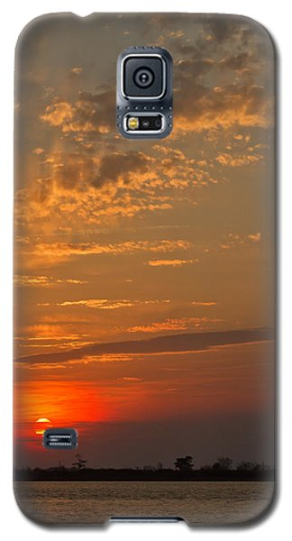 Lost In Wispy Cloudy Galaxy S5 Case