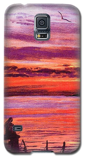 Lost In Wonder Galaxy S5 Case