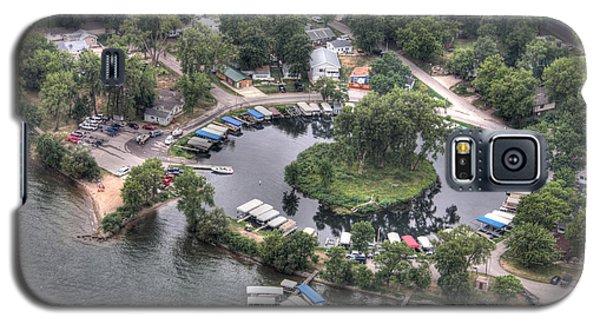 Lazy Lagoon - West Lake Okoboji II Galaxy S5 Case