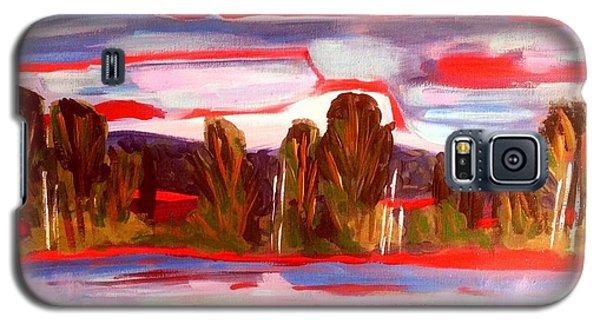 Lost Lake 1 Galaxy S5 Case
