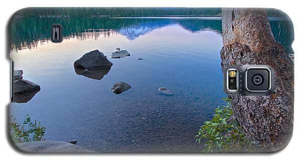 Galaxy S5 Case featuring the photograph Lost Lake Morning 81014b by Todd Kreuter