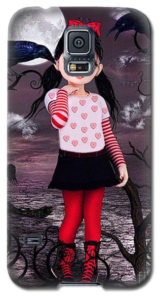 Lost Little Girl Galaxy S5 Case