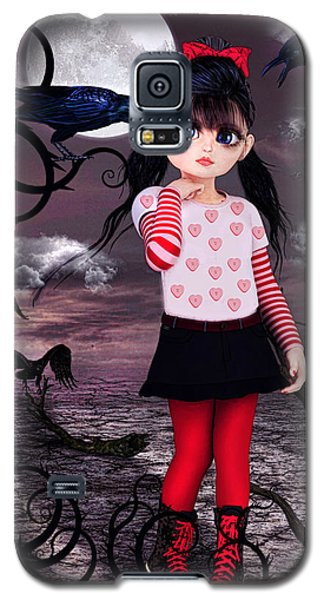 Lost Little Girl Galaxy S5 Case