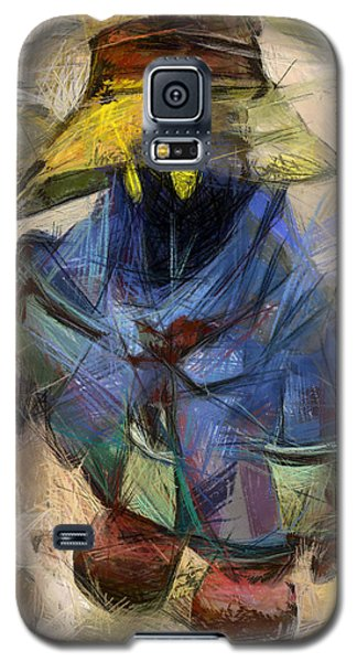Lost Mage Galaxy S5 Case