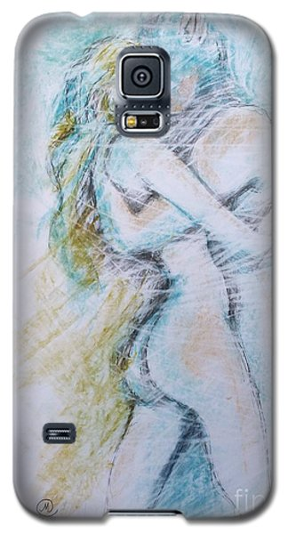 Lost On A Man Galaxy S5 Case by Marat Essex