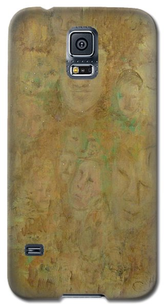 Galaxy S5 Case featuring the painting Lost Or Forgotten by Catherine Hamill