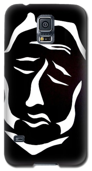 Galaxy S5 Case featuring the digital art Lost Soul by Delin Colon