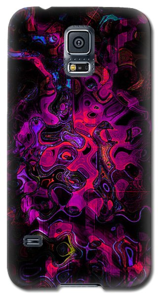 Galaxy S5 Case featuring the photograph Lost Souls by Martina  Rathgens