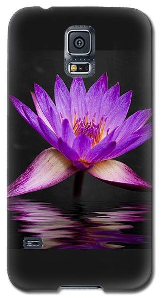 Lotus Galaxy S5 Case by Adam Romanowicz