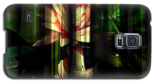 Lotus Bamboo  Galaxy S5 Case