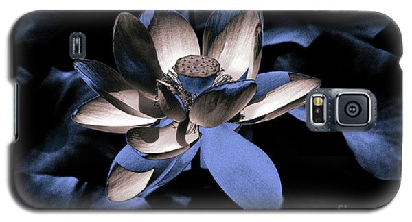 Lotus By Night Galaxy S5 Case