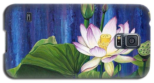Lotus Dream  Galaxy S5 Case