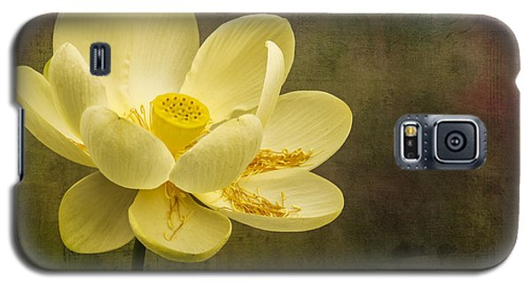 Lotus Notes Galaxy S5 Case by Vicki DeVico