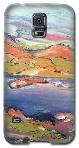 Loughrigg Fell Lake District Galaxy S5 Case