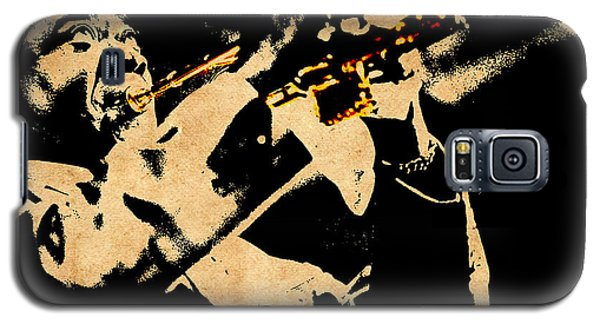 Louis Armstrong Galaxy S5 Case