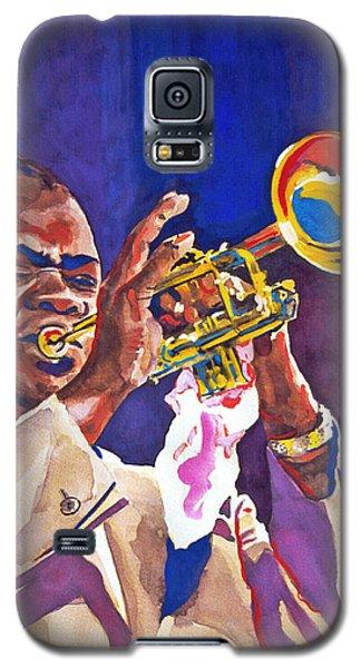 Louis Satchmo Armstrong Galaxy S5 Case