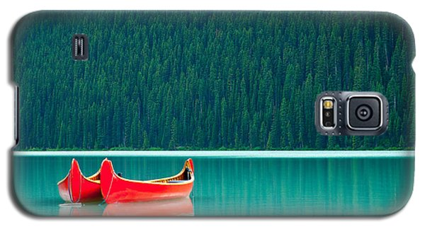 Louise Reflection Galaxy S5 Case