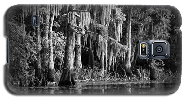 Louisiana Bayou Galaxy S5 Case