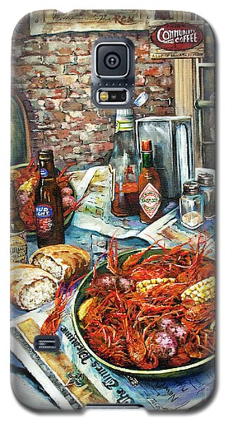 Louisiana Saturday Night Galaxy S5 Case by Dianne Parks