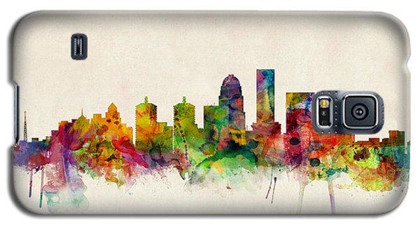 Louisville Kentucky City Skyline Galaxy S5 Case