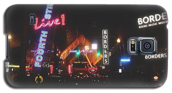 Louisville Kentucky Misty Nights Galaxy S5 Case