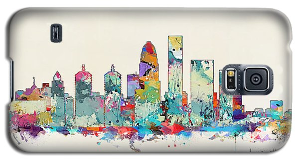 Louisville Kentucky Skyline Galaxy S5 Case