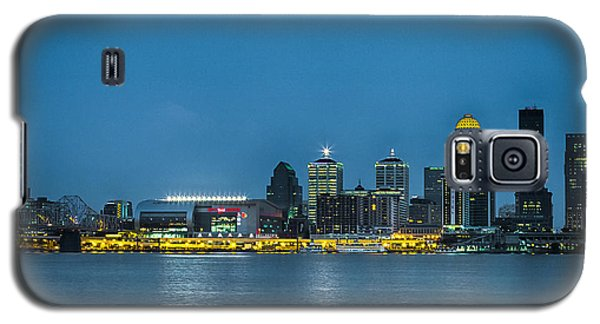 Louisville Ky 2012 Galaxy S5 Case