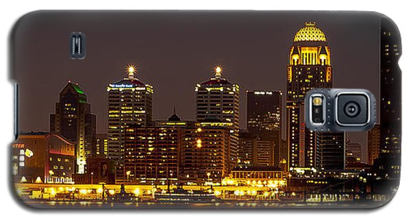 Louisville Skyline Galaxy S5 Case