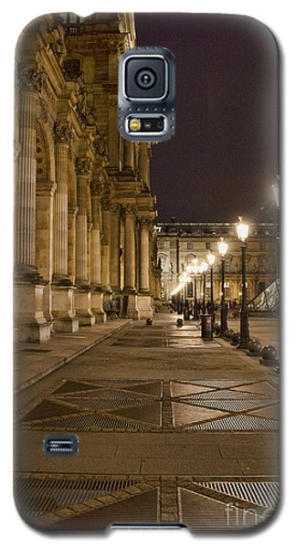Louvre Courtyard Galaxy S5 Case